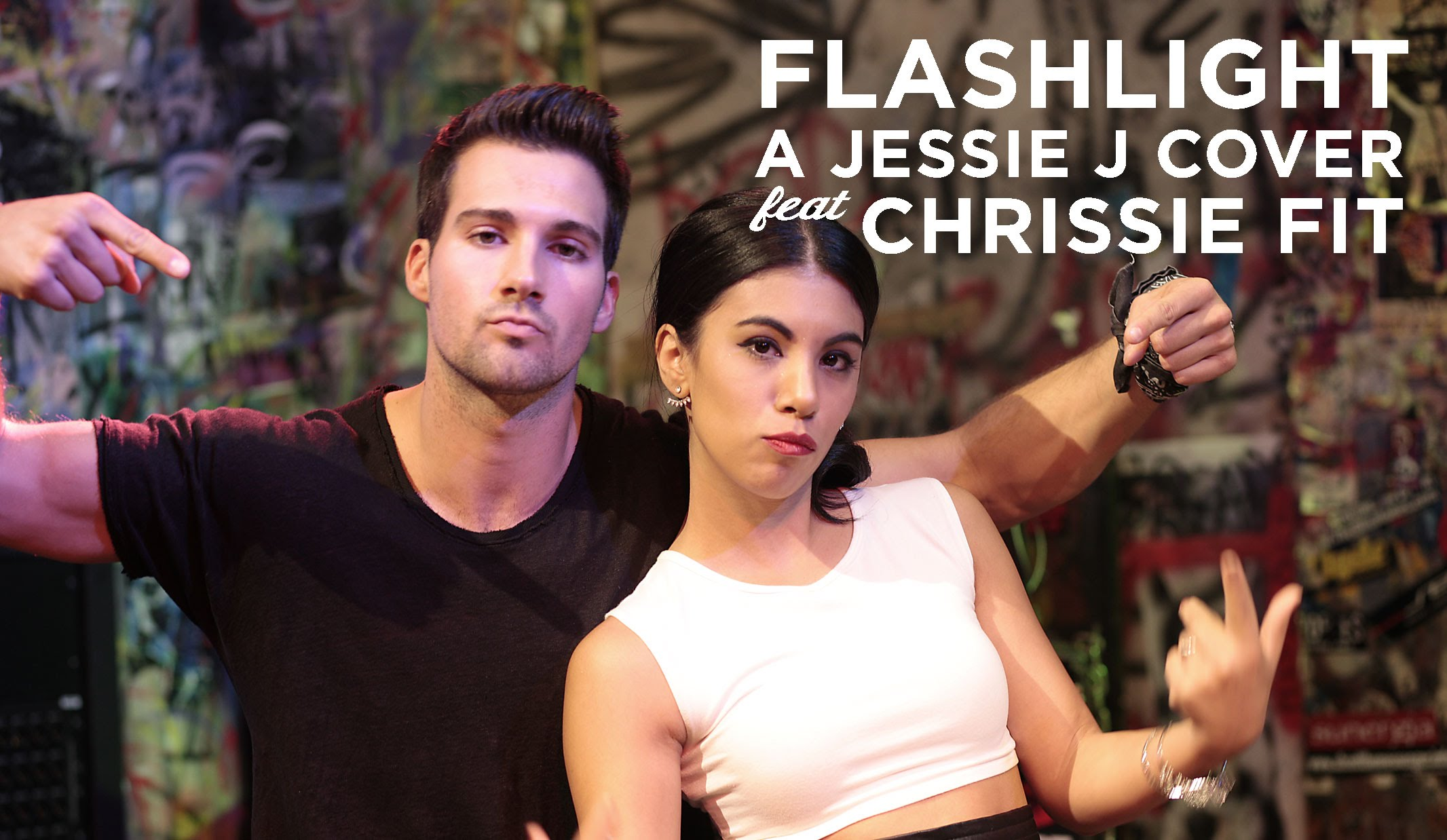 Jessie J - Flashlight (from Pitch Perfect 2) - A Cover by