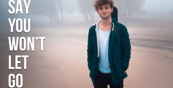 Say-You-Wont-Let-Go-James-Arthur-cover-Chris-Brenner
