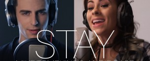 Mike Tompkins & Andie Case – Stay