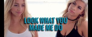 Emma Heesters & Andie Case – Look What You Made Me Do